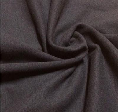 Отрез ткани 45*50см Рибана с лайкрой черный 1-27/3005С - фото 4700