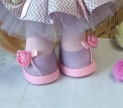 Готовые туфельки для куколки Тг-004 - фото 6729