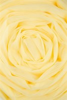Отрез 15 см*3м Еврофатин (светло желтый) №56