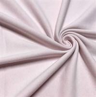 Отрез ткани 45*50 см рибана с лайкрой Бледно-розовый 1-27/300140РЛ