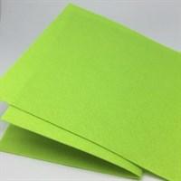 Фетр Skroll 20х30, жесткий, толщина 1мм цвет №039 (green)