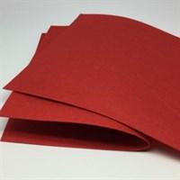 Фетр Skroll 20х30, жесткий, толщина 1мм цвет №007 (red)