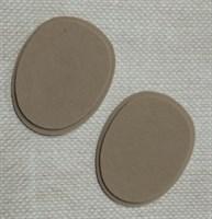 Комплект подошв для кукольной обуви (2+2)