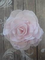 Розы из фоамирана 65х65 мм Рг-001 (без стебля)