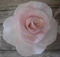 Розы из фоамирана 65х65 мм Рг-002 (без стебля)