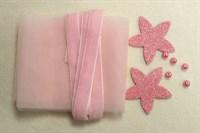 Набор для рукоделия № 2 розовый