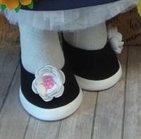 Готовые туфельки для куколки Тг-001
