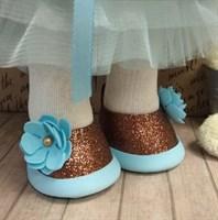 Готовые туфельки для куколки Тг-002