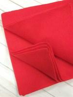 Фетр мягкий размер 20х30 см, толщина 1 мм цвет алый, 1 шт.