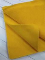 Фетр мягкий размер 20х30 см, толщина 1 мм цвет яично-желтый, 1 шт.