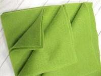 Фетр мягкий размер 20х30 см, толщина 1 мм цвет молодой листвы, 1 шт.