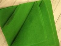 Фетр мягкий размер 20х30 см, толщина 1 мм цвет зеленый, 1 шт.