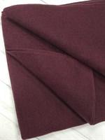 Фетр мягкий размер 20х30 см, толщина 1 мм цвет бордово-фиолетовый, 1 шт.