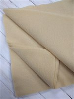 Фетр мягкий размер 20х30 см, толщина 1 мм цвет желтовато-бежевый, 1 шт.