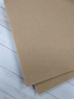 Фетр мягкий ТМ IDEAL размер 20х30 см, толщина 1 мм цвет бежевый, 1 шт.