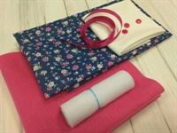 Набор для шитья и декорирования кукольной одежды КО-25